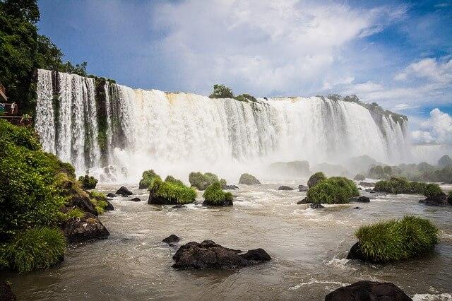 Najpiękniejsze miejsca na Ziemi wodospad